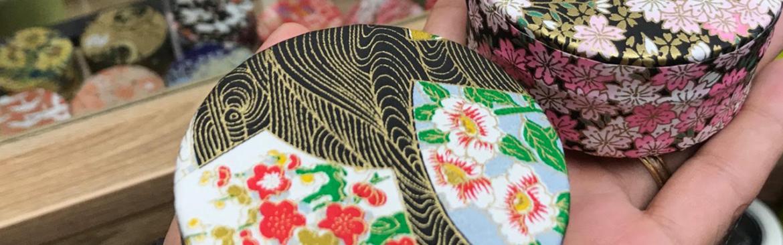 Billes de feutre en laine de Nouvelle Zélande transformée au Népal en sous tasse