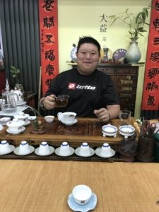 Tea shop KL