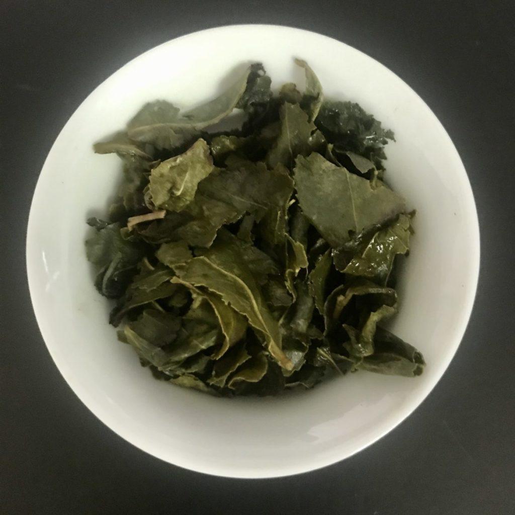 G001 green tea Thé vert
