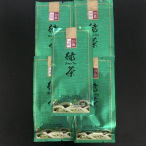 G002 5 sachets de thé vert au Jasmin